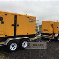 静音60KW柴油发电机三相TO62000ET
