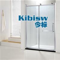 定做一字形浴室隔断玻璃推拉门卫生间趟门