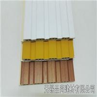 扬州品尚建材批发竹木纤维集成墙板集成墙面
