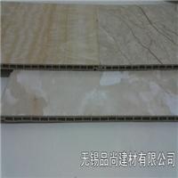 仪征竹木纤维集成墙板安装品尚建材配套线条
