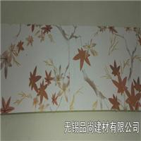 大丰集成墙面寿命品尚建材竹木纤维墙板价格