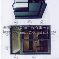 亚铝ATG95(DH90)系列穿胶推拉门窗