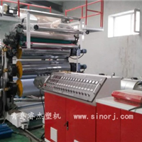 pvc石塑仿大理石装饰板机器设备生产线