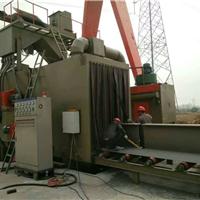 型材钢材大型喷砂机红福海通过式抛丸机厂家