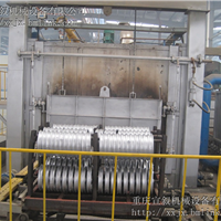 铝合金轮毂淬火时效热处理设备及节能改造