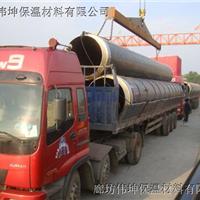 北京 聚氨酯直埋保温管