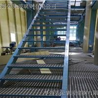 诸暨污水厂平台格栅