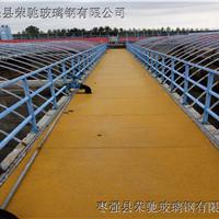 乐山污水厂平台格栅