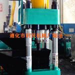 天津废钢削压饼机型号、废铁削压饼机规格