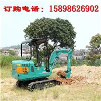 福建漳州YT15-8型履带式小型液压挖掘机