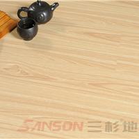 十大品牌地板三杉强化地板-神品1