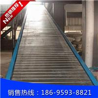化工行业用耐磨耐高温可倾斜鳞板输送机