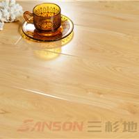 十大品牌木地板三杉强化地板-神品1系列
