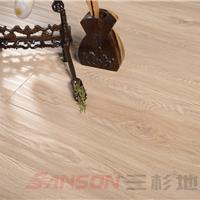 十大品牌地板三杉强化地板-神品5