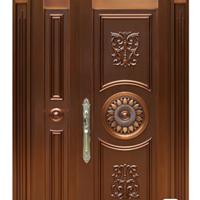 佛山防爆铜门,入户铜门,别墅铜门公司