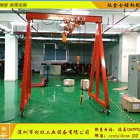 广州移动式龙门架、超低吊葫芦龙门架定制厂