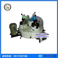 XPM-Φ120?型三头研磨机 小型玛瑙研磨机