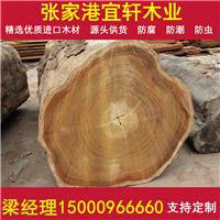 非洲菠萝格实木地板柱子厂家直销支持定做