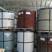 新乐市抗粉化性漆膜SMP米绿色宝钢硅改性彩涂卷