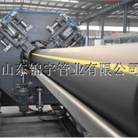 山西PE然气管材厂家20-630mm