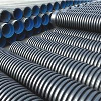 供应批发长春HDPE双壁波纹管厂家