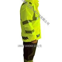 反光雨衣 荧光绿反光雨衣生产厂家