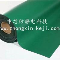 全环保 流水线工作台用防静电台垫 发泡哑光环保绿色 ZX08 无异味
