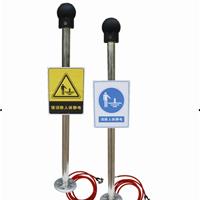 液化气站人体静电释放器