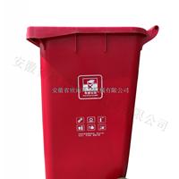 供应120L物业环卫塑料垃圾桶
