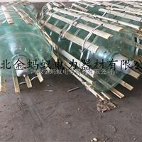 LXAP-100大片钢化玻璃绝缘子