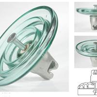 瓷绝缘子LXY-70钢化玻璃绝缘子价格