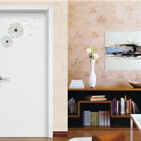 豪迈现代浪漫彩绘室内房门家居卧室门