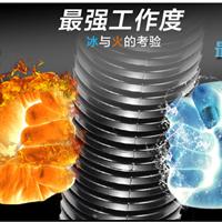 PA尼龙阻燃塑料波纹管黑色开口闭口穿线软管电线套管21.2