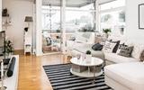 北欧风小宅设计 阳光房是亮点-阳光房