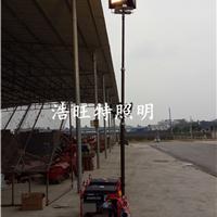 自动升降移动照明车 升降高度4.5米可定制
