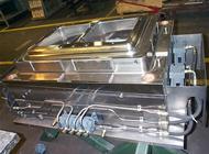 专业加工SMC/BMC玻璃钢模具化粪池表箱模具