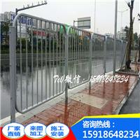 道路两边隔离护栏 深圳罗湖港式防护栏厂