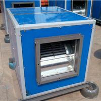 中威直销HTFC低噪声消防两用柜式离心风机