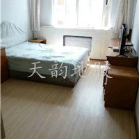 沈阳办公室专用时尚片材PVC石塑地板厂家