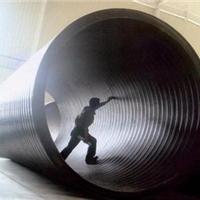 HDPE中空壁缠绕增强管