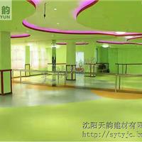 幼儿园专用环保PVC地板供应商沈阳天韵