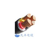 电力电缆yjv1/2/3/4/5/3 1/3 2/4 1芯铜芯电缆