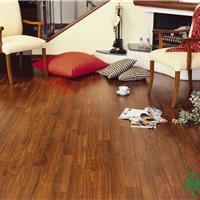 普洛瑞斯橡木优质耐磨吸音实木地板纹理清晰