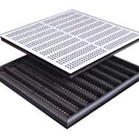 供应铝合金通风地板01-防静电活动地板