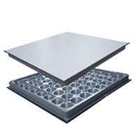 供应防静电地板02-常州防静电全钢地板
