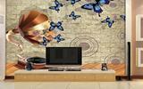 室美伦小课题: 3d背景墙如何辨别真假-3d背景墙