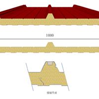 湖北科利供应保温板材  岩棉板 屋面板