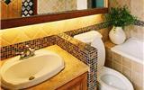 家里卫生间砖砌地柜装台盆,合肥人你要事先量好尺寸!-台盆尺寸