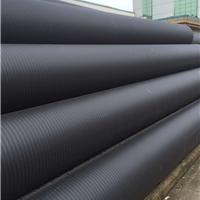 厂家直销 量大从优支持混批HDPE塑钢缠绕管