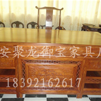 西安明清古典/仿古/红木/办公桌书桌电脑桌